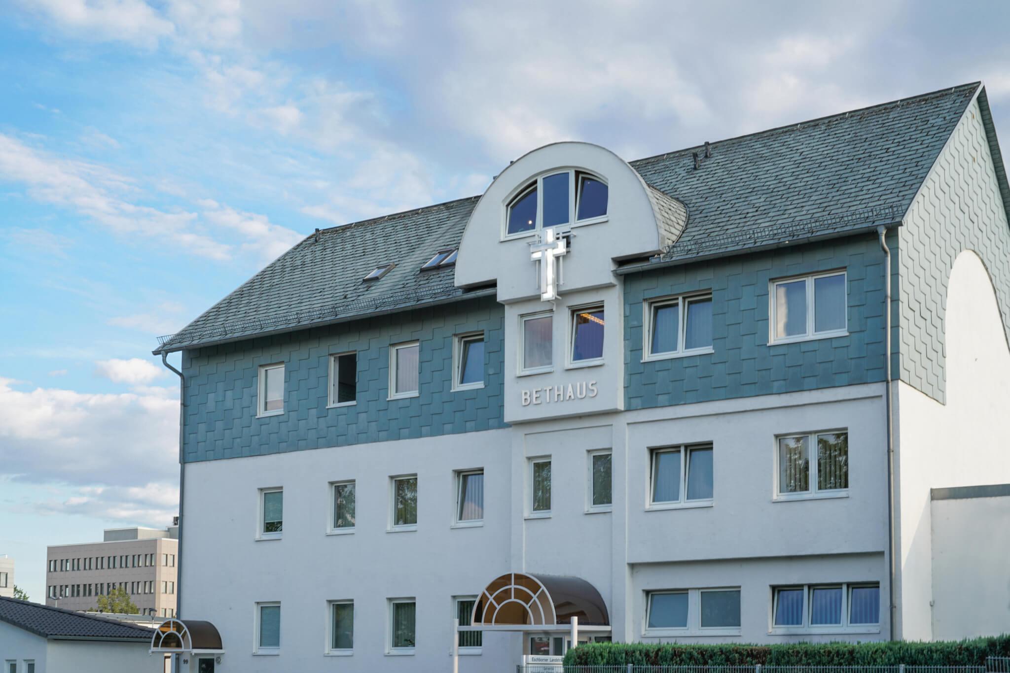 Christen-baptisten darmstadt evangeliums gemeinde Frankfurt: 180